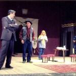 Драмтеатр им. И. Базоркина приглашает на спектакль «Рузкъан болх» («Рука судьбы»)