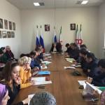 Марет Газдиева провела совещание с руководителями подведомственных учреждений