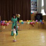 Лилия Гандарова и Заира Алхоева поздравили с  Днем знаний учащихся школы-интерната с.п.Нижние Ачалуки