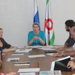 Подготовка к проведению в Ингушетии VII фестиваля культуры и спорта народов Северного Кавказа.