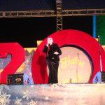Студия эстрады поздравила жителей Ингушетии с главной сцены республики