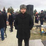 Митинг  в память о трагедии народа