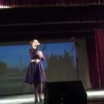 Х. Муцольгова приняла участие в программе фестиваля «Славься , Отечество мое!»