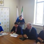 Ахмед Зурабов принял участие в совещании министра