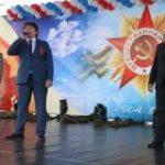 В Магасе прошел праздничный концерт в честь празднования 73-ей годовщины Победы в Великой Отечественной войне