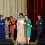 М.Шанхоев на вручении дипломов выпускникам ИнгГУ
