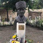 В Болгарии установлен бюст И.Базоркину.