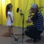 Илья Хе  учит азам вокального мастерства