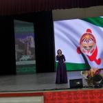 Студия эстрады приняла участие в акции, посвященной Дню солидарности в борьбе с терроризмом.