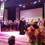 Заира Алхоева  выступила в концертной программе  конкурса им. Р. А.Евлоевой