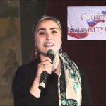Заира Алхоева поздравила жителей Сунжи с Днем Конституции