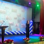 Айна Алиева поздравила энергетиков с профессиональным праздником