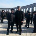 Студия эстрады на митинге в память о депортации ингушского народа